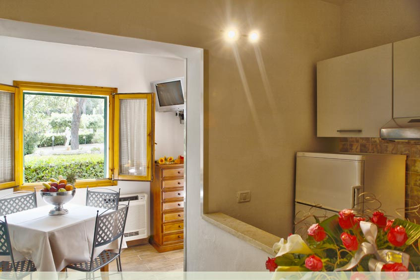 Aparthotel - A 2-roomed flat