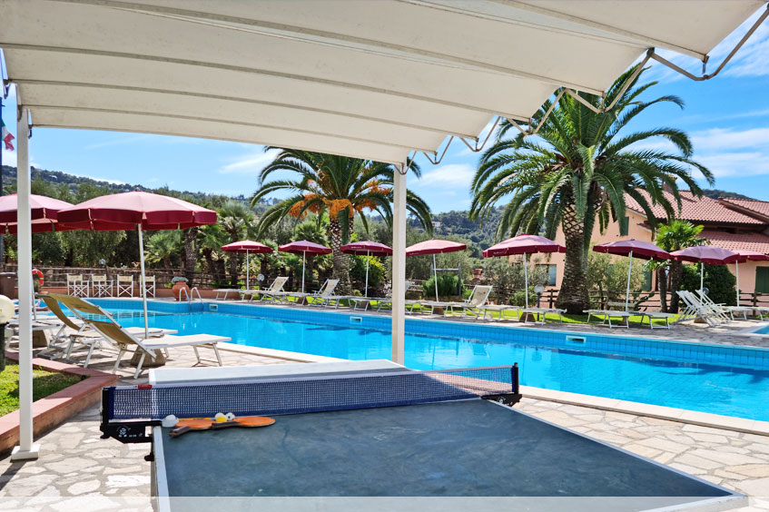 Hotel da Pilade: swimming pool