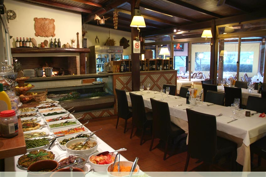 Hotel da Pilade: our restaurant